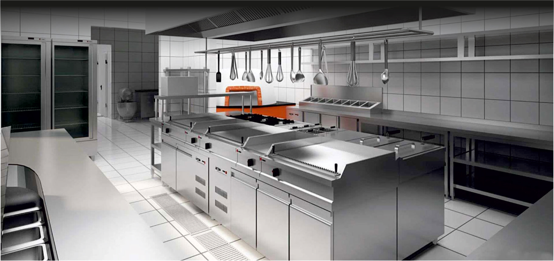 INDUSTRIAL KITCHEN NEEDS FOR HOSPITALS